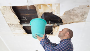 The 4 Most Common Causes of Roof Leaks